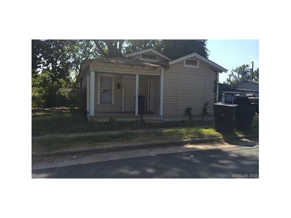 Photo of 1651 Cox Street  Shreveport  LA