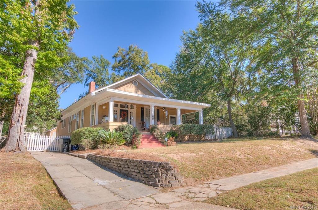 934 Stephenson Street, Shreveport, Louisiana