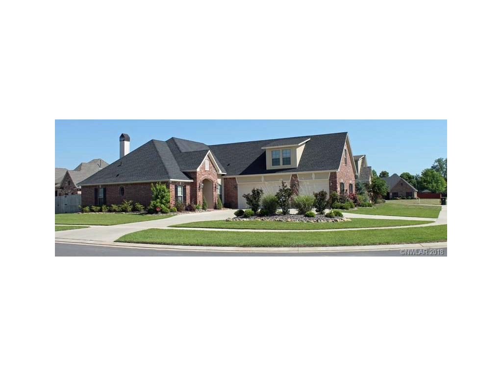 115 Ironwood Drive, Bossier City in Bossier County, LA 71111 Home for Sale