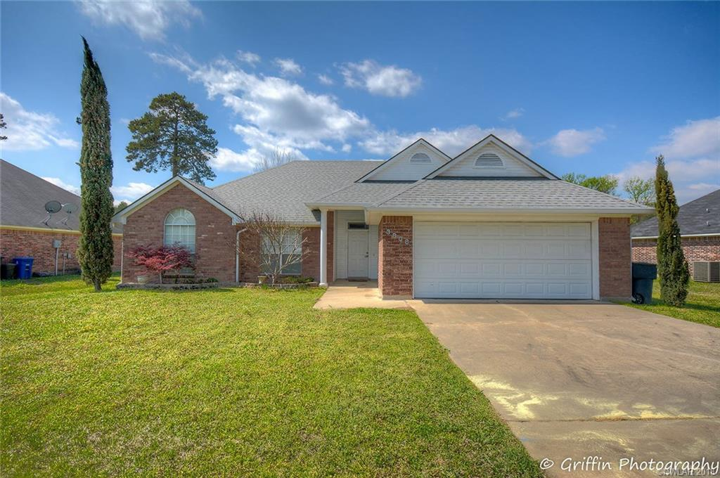 3808 Hideaway Circle, Shreveport, Louisiana
