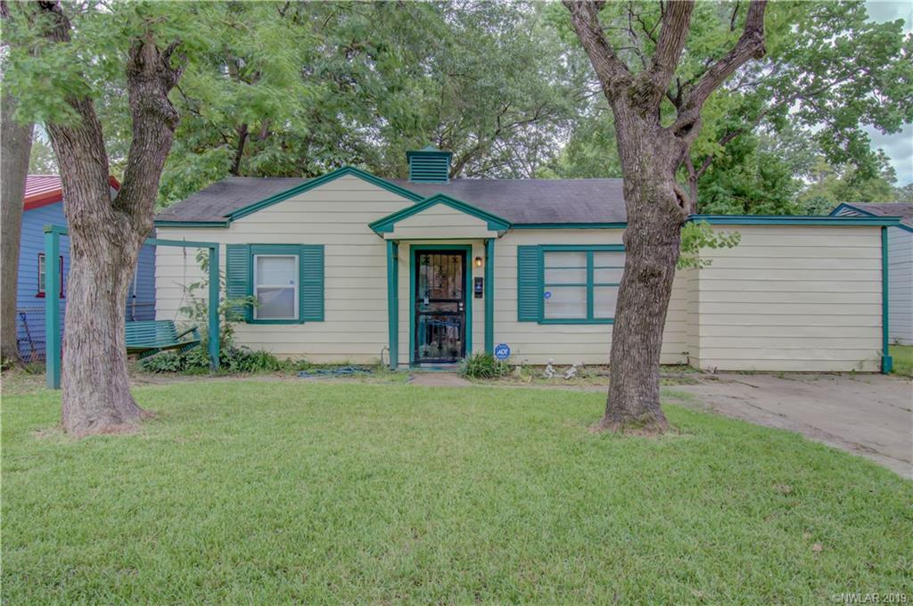 2747 Parkridge Street, Shreveport, Louisiana