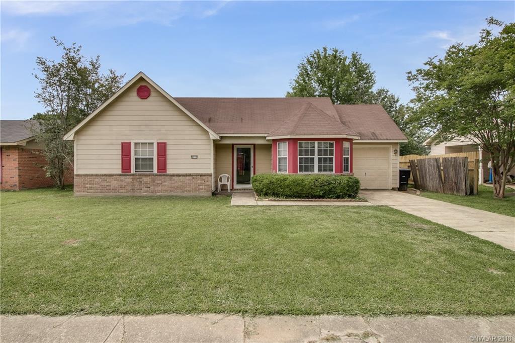 8110 Green Leaf Lane, Shreveport, Louisiana