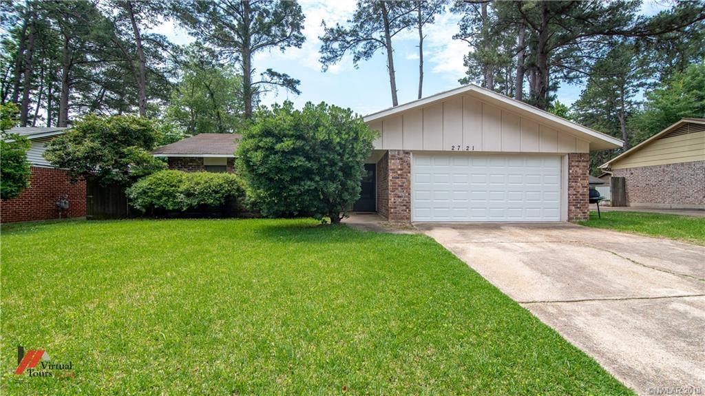 2721 Frostwood Drive, Shreveport, Louisiana