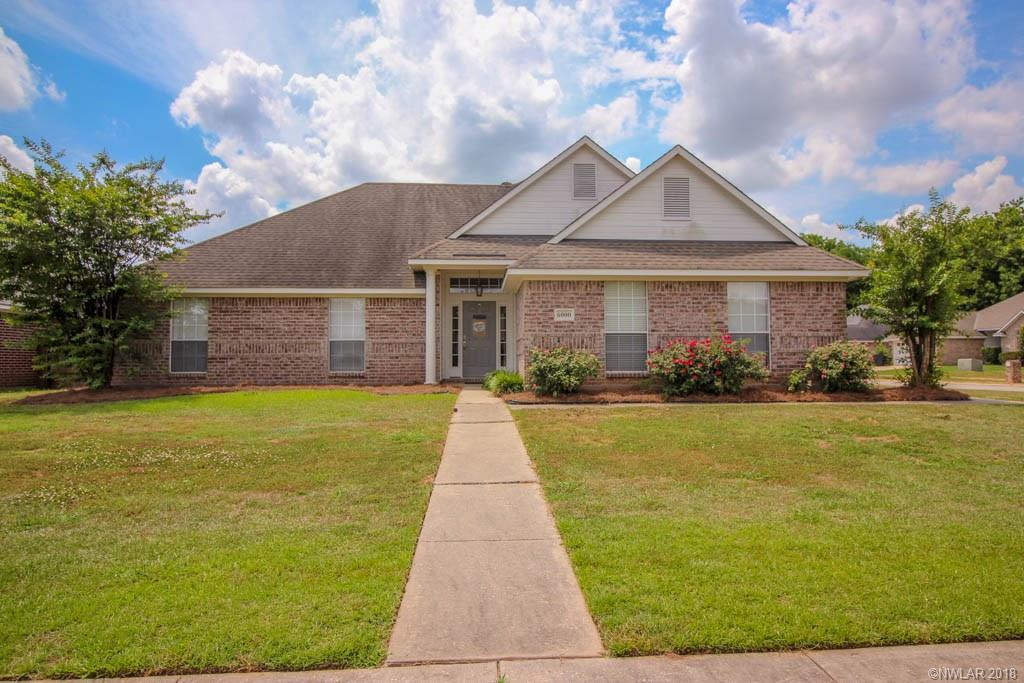 6000 Zachary Circle, Bossier City in Bossier County, LA 71111 Home for Sale