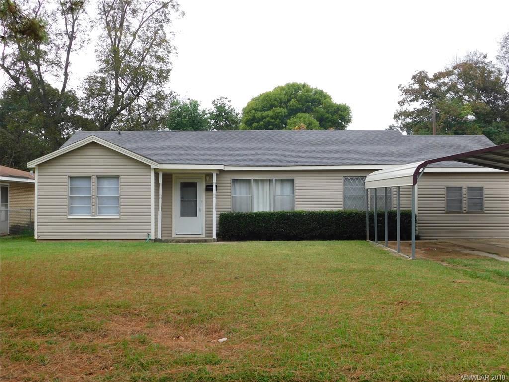 1117 Patricia Drive, Bossier City in Bossier County, LA 71112 Home for Sale