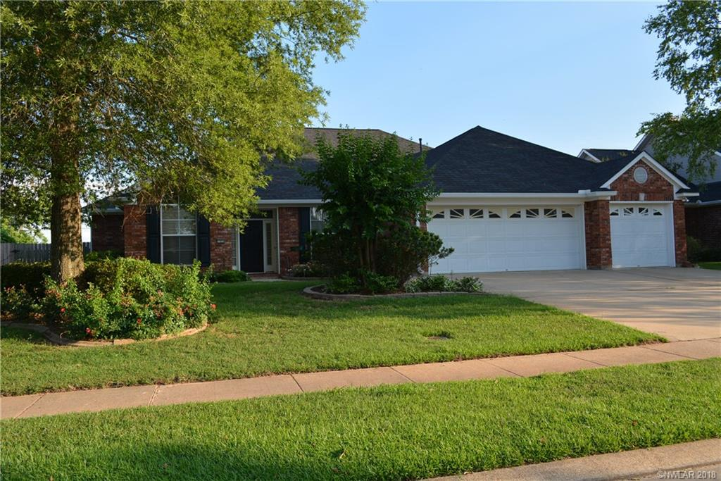 1424 Magnolia Ridge, Bossier City, Louisiana