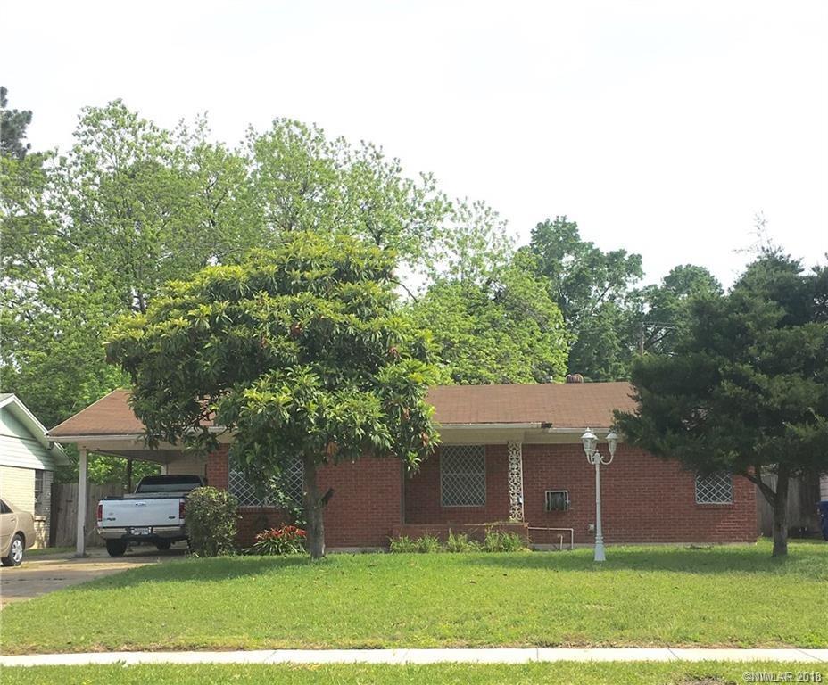 721 Pickwick Place, Shreveport, Louisiana