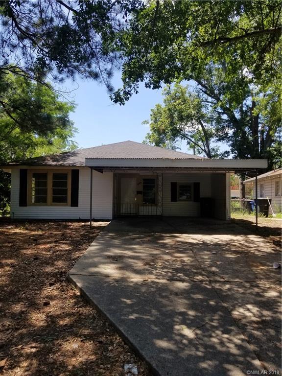 3203 Wagner Street, Shreveport, Louisiana