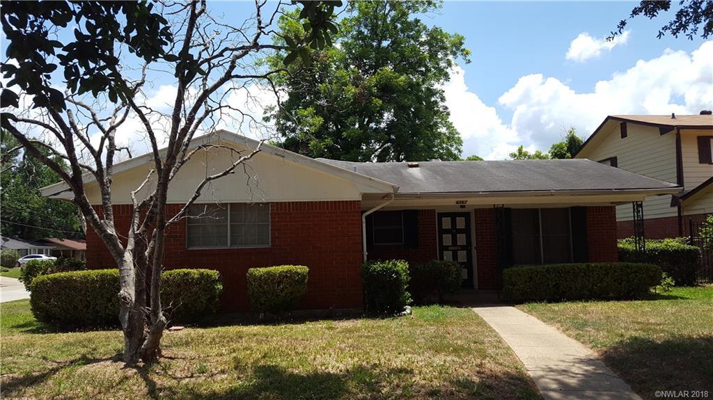4367 Deen Street, Shreveport, Louisiana