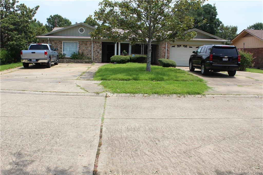 2409 Parham Drive, Shreveport, Louisiana