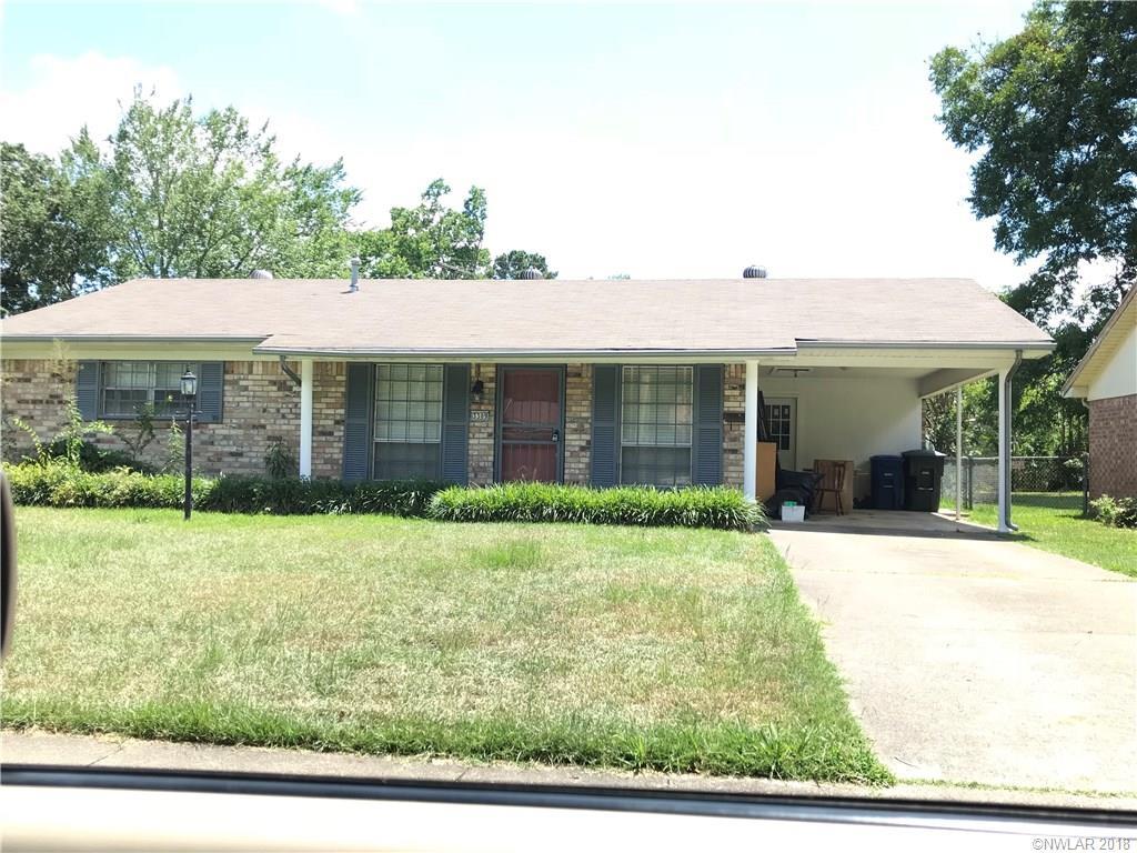 3309 Red Bud Lane, Shreveport, Louisiana