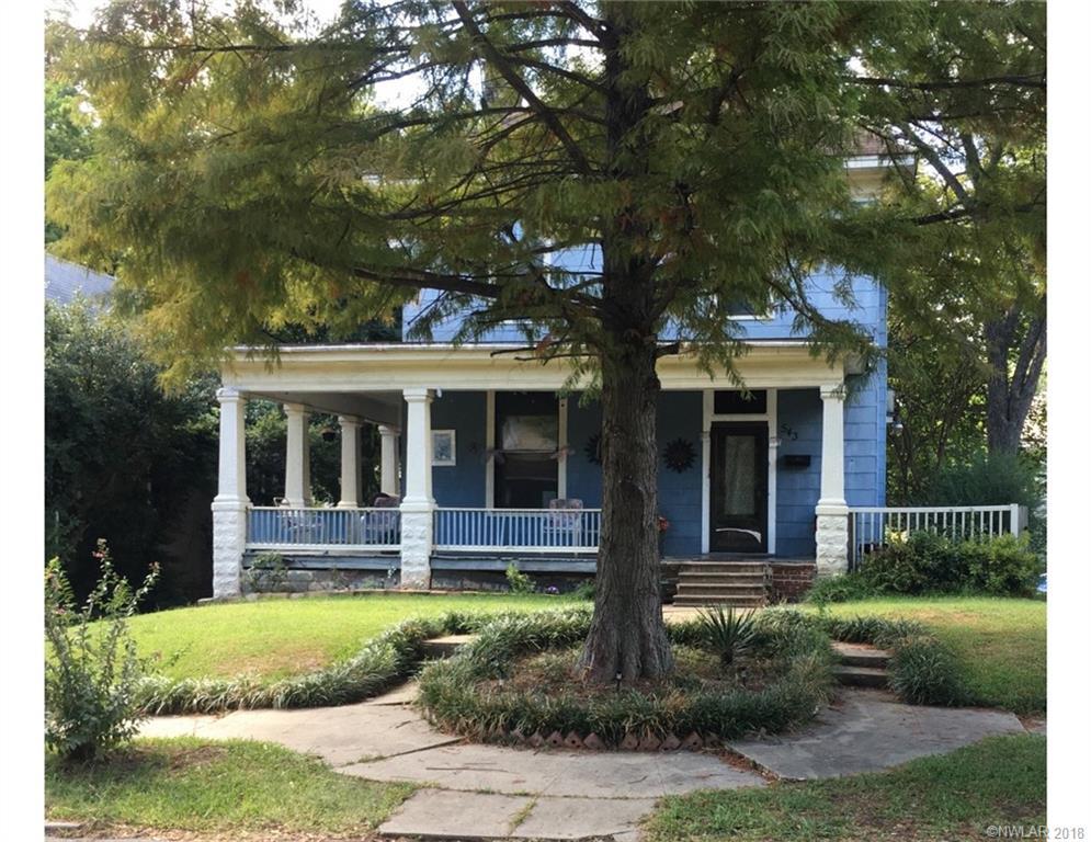 543 Egan Street, Shreveport, Louisiana