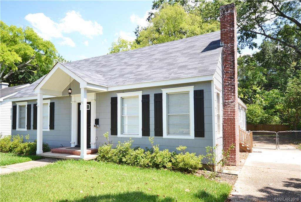 431 Stephenson Street, Shreveport, Louisiana