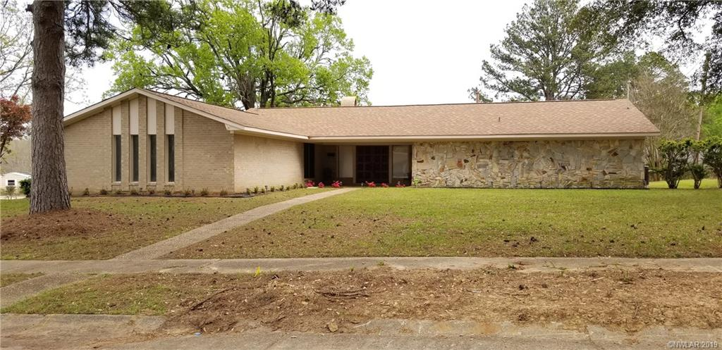 2503 Parham Drive, Shreveport, Louisiana
