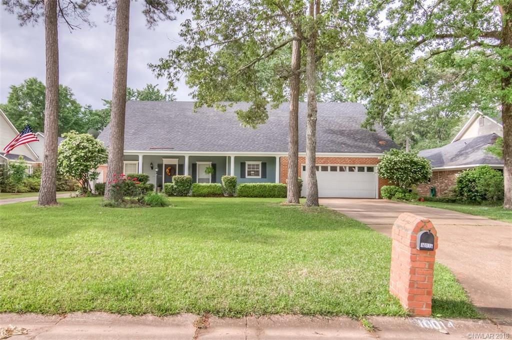 One of Shreveport 3 Bedroom Homes for Sale at 10014 Commander Drive
