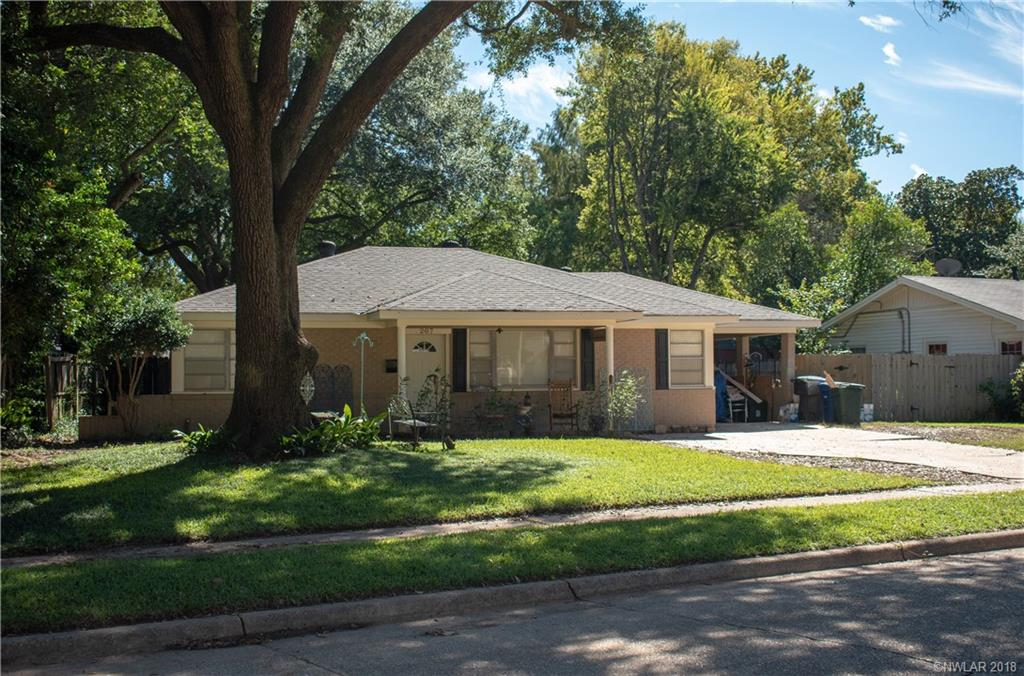 207 Stuart,Shreveport  LA