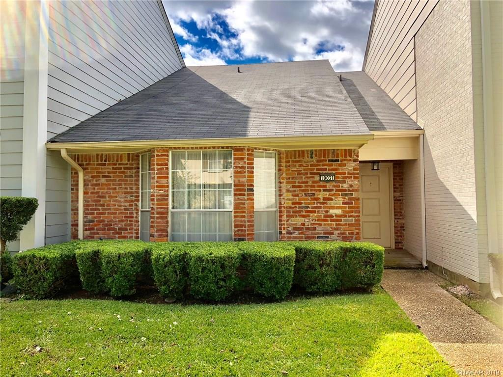 One of Shreveport 3 Bedroom Homes for Sale at 10031 Raintree Drive
