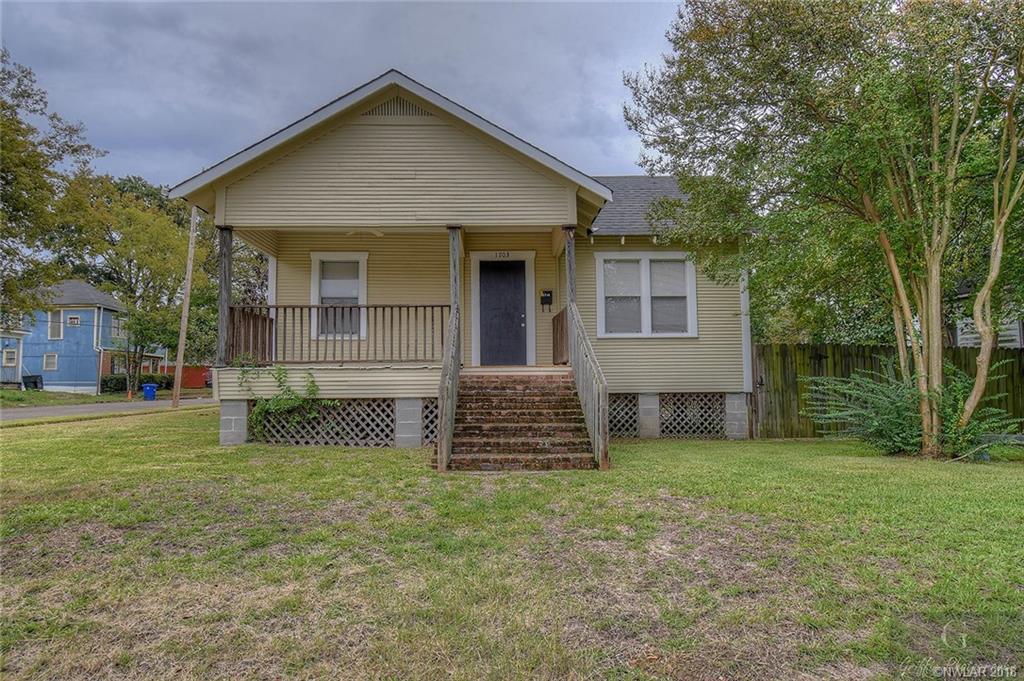 1703 Stephens Avenue, Shreveport, Louisiana