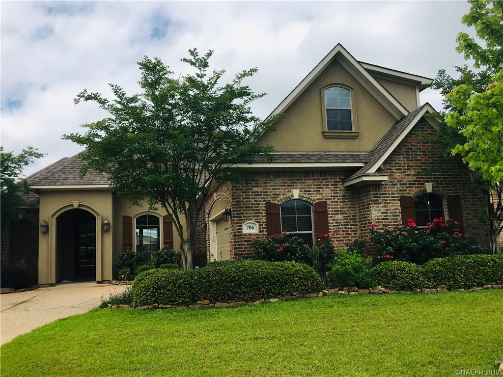 One of Bossier City 4 Bedroom Homes for Sale at 706 Saint Martin Lane