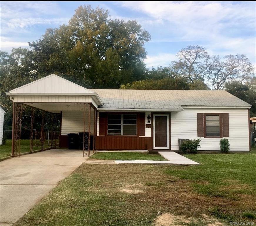 2740 Rosemont, Shreveport, Louisiana