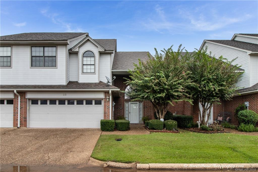 23 Meadow Creek Drive, one of homes for sale in Bossier City