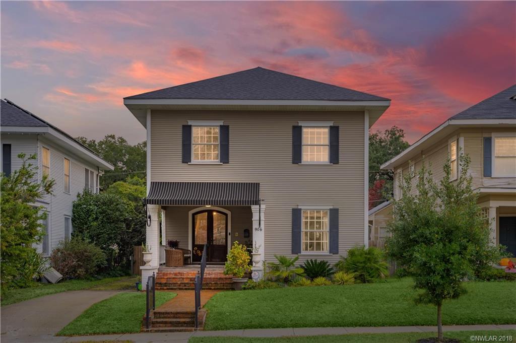 906 Kirby Place, Shreveport, Louisiana