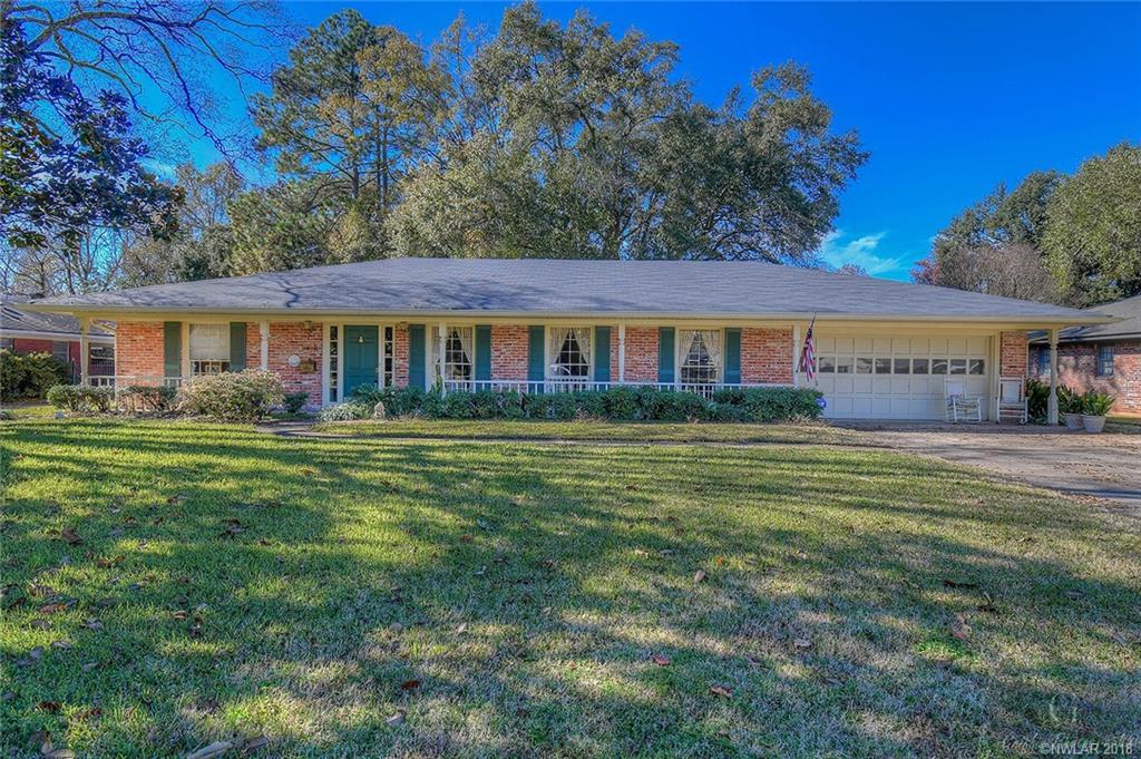 1810 Audubon Place, Shreveport, Louisiana