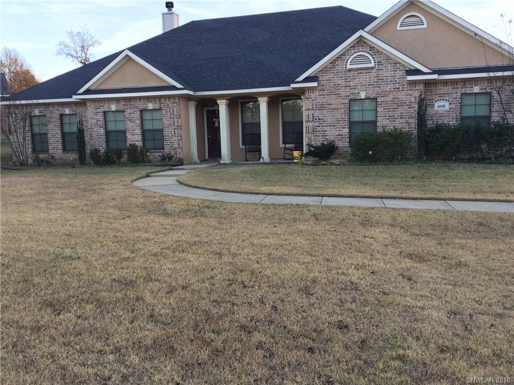6641 Winder Circle W, Shreveport, Louisiana