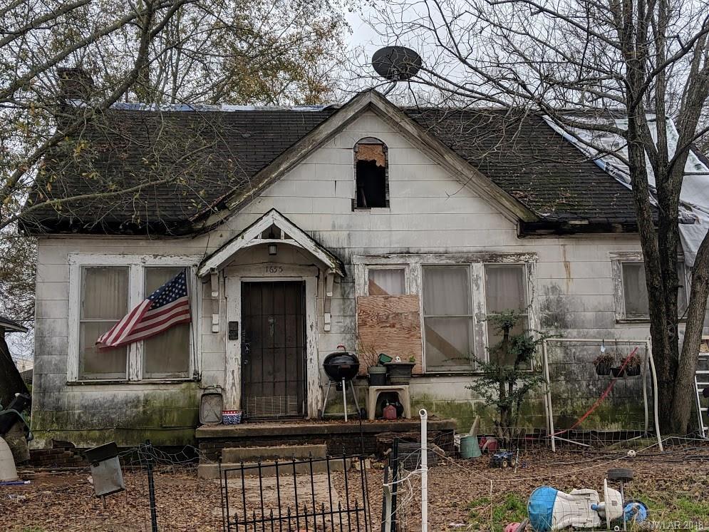 1655 Claiborne, Shreveport, Louisiana