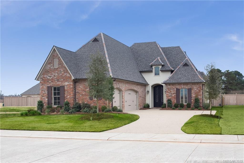 202 Nightfall Court, one of homes for sale in Bossier City