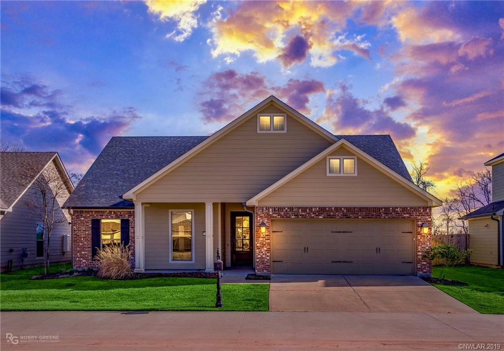 One of Bossier City 3 Bedroom Homes for Sale at 611 Perfect Place