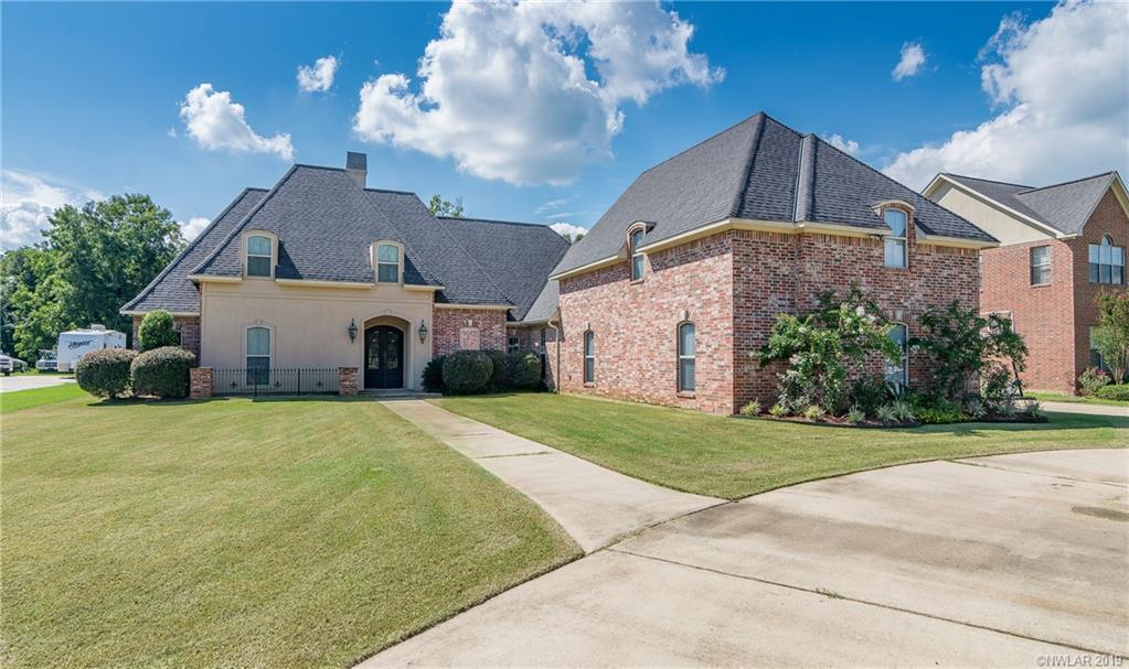 2307 Hickory Ridge Drive, Bossier City, Louisiana