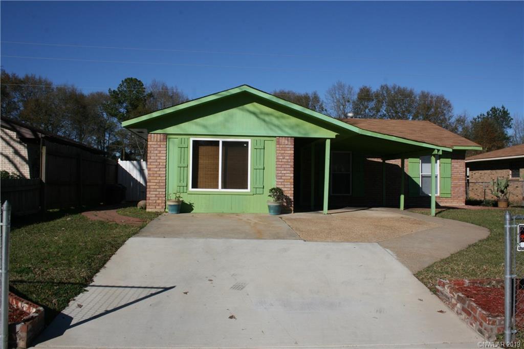 3812 Chateau Drive, Shreveport, Louisiana