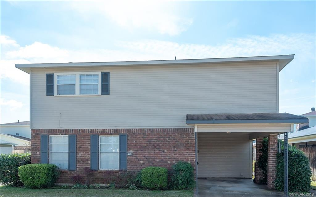 206 Bobbie Street, one of homes for sale in Bossier City