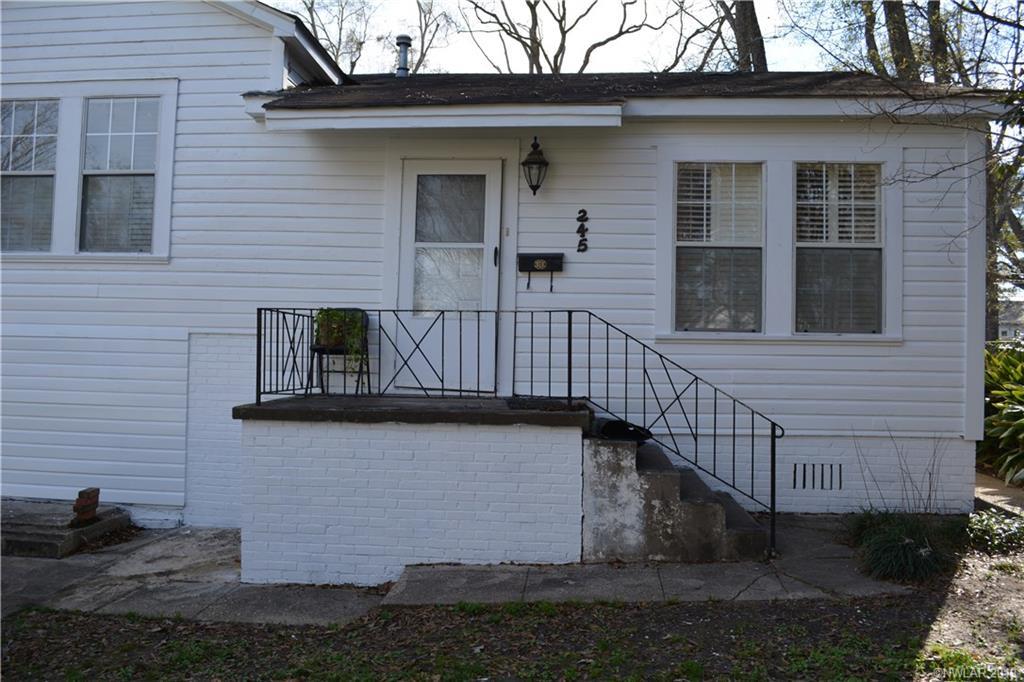 245 E Wyandotte Street, Shreveport, Louisiana