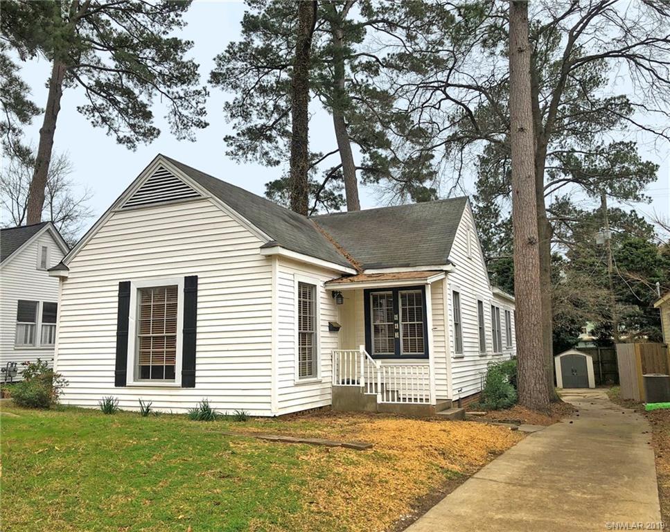 643 McCormick Street, Shreveport, Louisiana