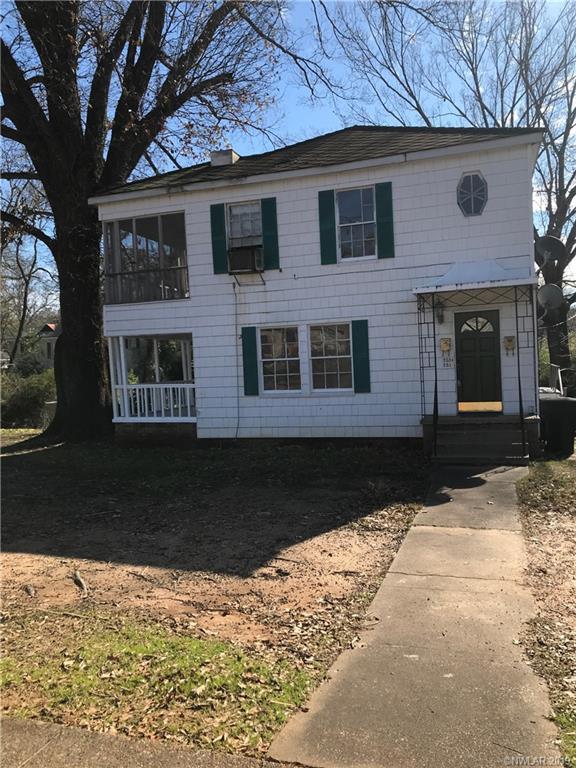 One of Shreveport Homes for Sale at 251 & 253 Boulevard Street