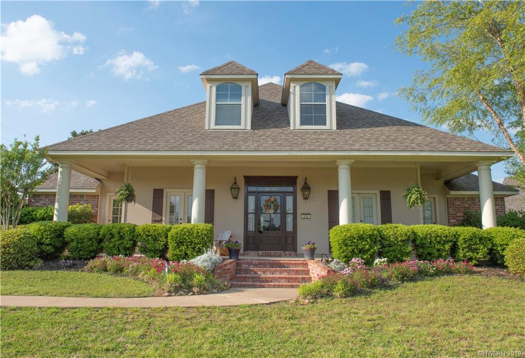 205 Woodrun Place, Bossier City, Louisiana