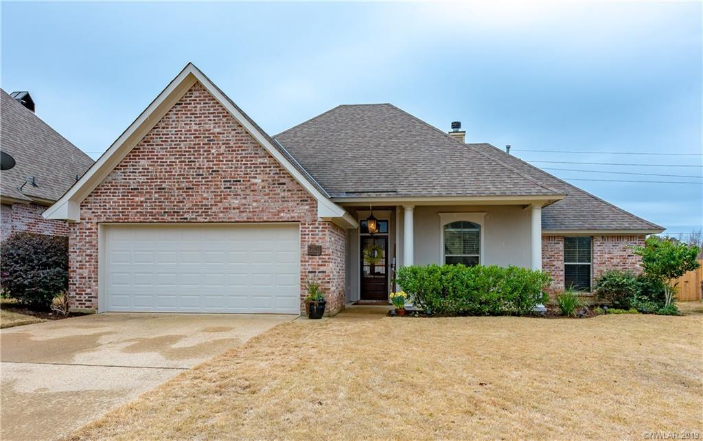 One of Shreveport 4 Bedroom Homes for Sale at 9049 Sundance Lane