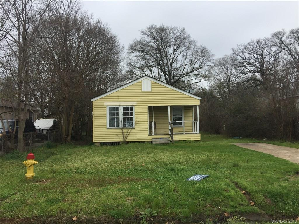 2632 Desoto Street, Shreveport, Louisiana