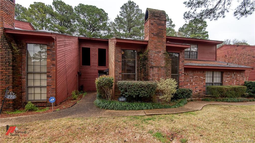 One of Shreveport 2 Bedroom Homes for Sale at 227 Fountain View