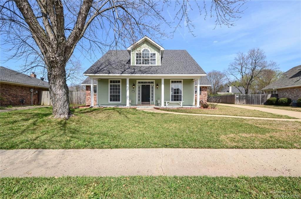 1339 Whitehall Drive, Bossier City, Louisiana