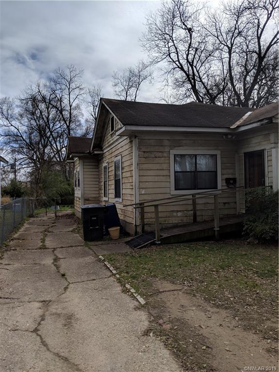 1443 W Kirby Place, Shreveport, Louisiana