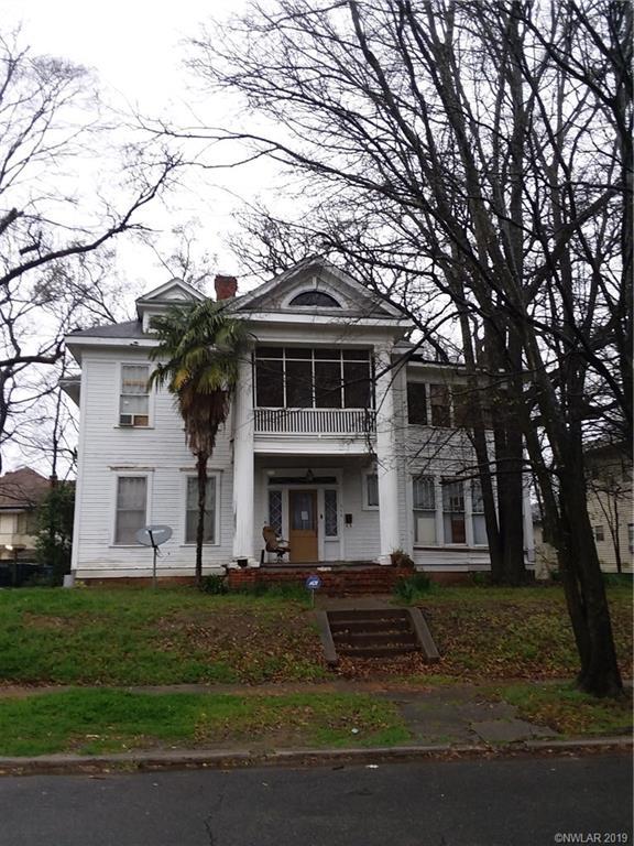 One of Shreveport Homes for Sale at 546 Egan Street