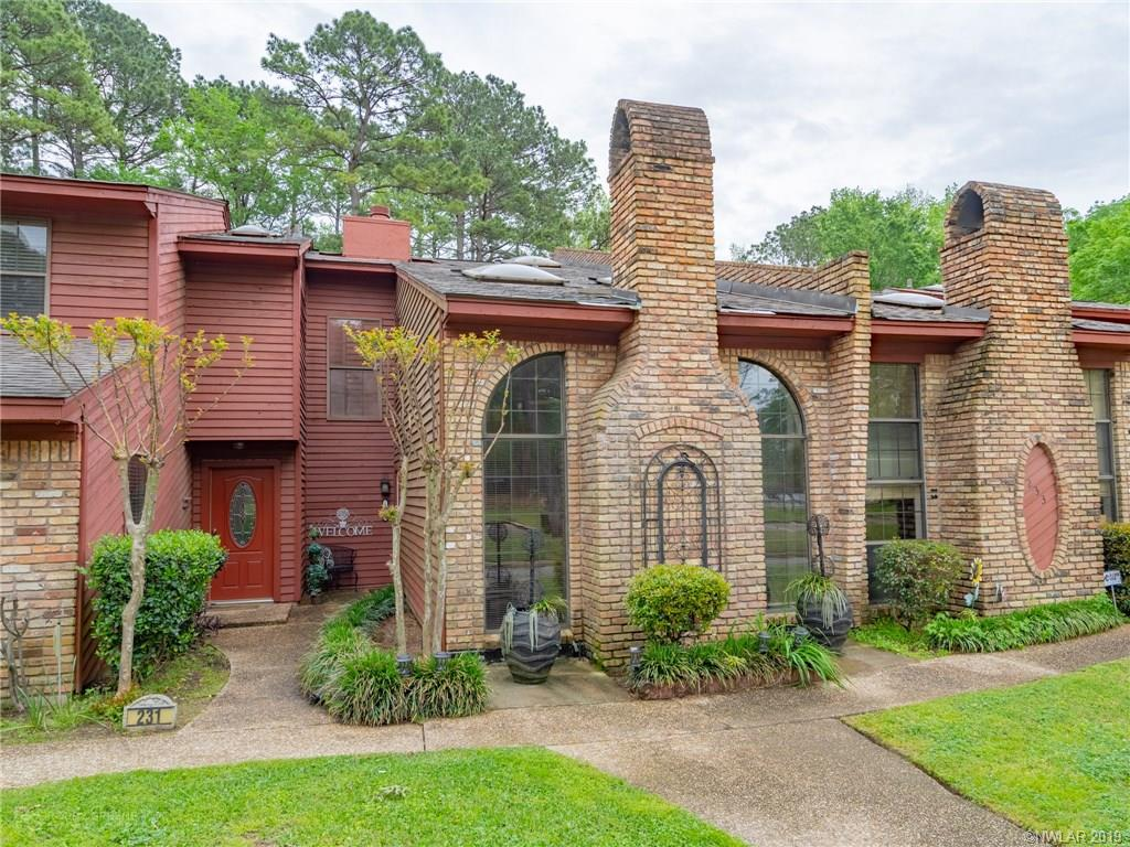 One of Shreveport 2 Bedroom Homes for Sale at 232 Fountain View
