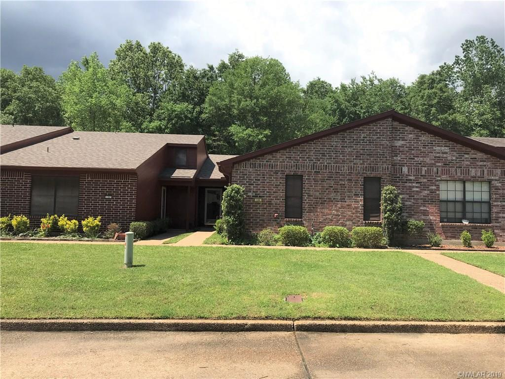 One of Shreveport 2 Bedroom Homes for Sale at 133 Fountain View