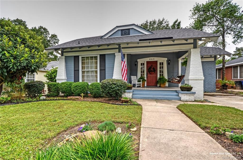 643 Dudley Drive, Shreveport, Louisiana
