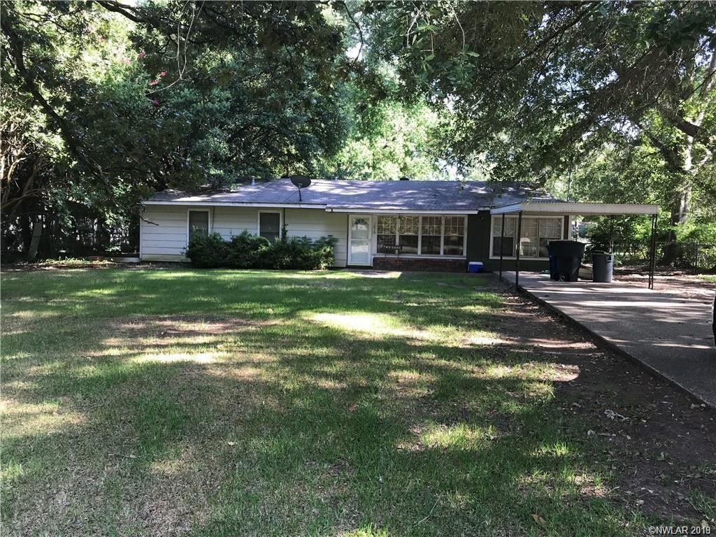 2619 Amelia Avenue, Shreveport, Louisiana