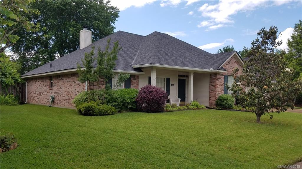 1526 Nottoway Place, Bossier City, Louisiana