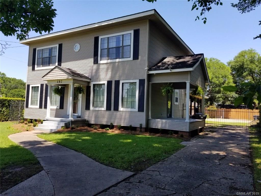 492 Albany Avenue, Shreveport, Louisiana